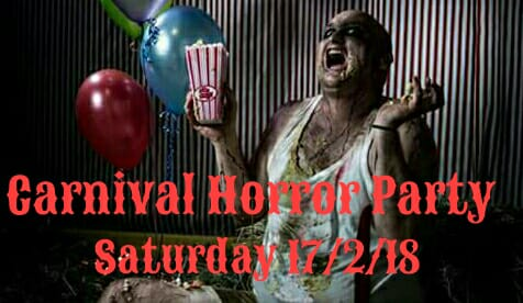 Carnival Horror Party
