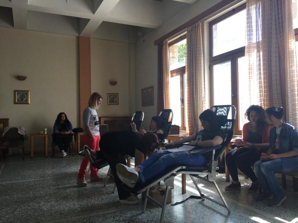 Φοιτητική Ομάδα Εθελοντικής Αιμοδοσίας