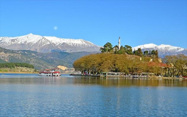 Save your hood Λιμνη Ιωαννίνων