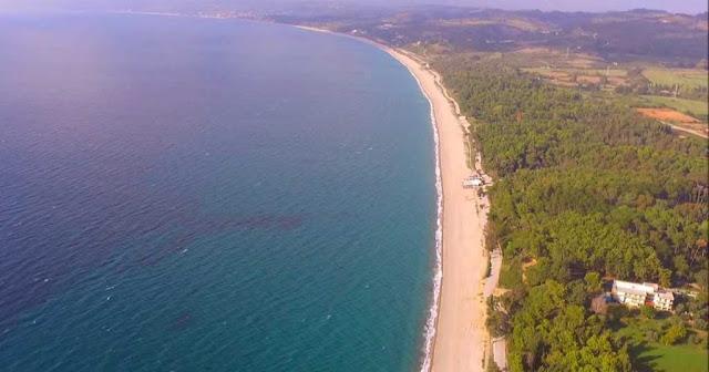 μεγαλύτερη παραλία